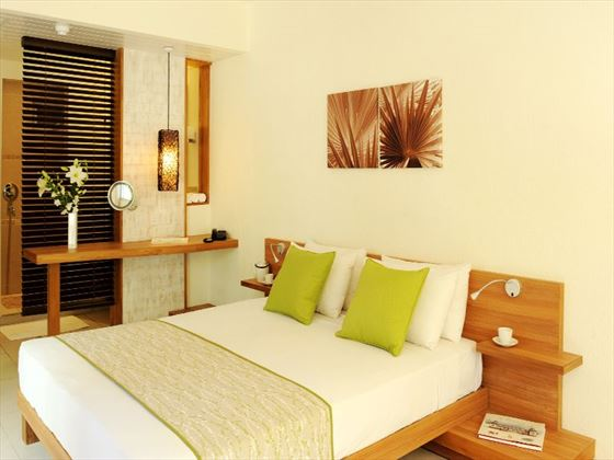 Superior room at Emeraude Beach Attitude