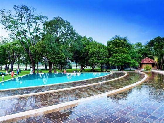 Habarana Village swimming pool