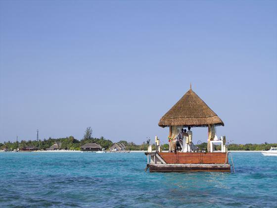 Taj Exotica Ocean Pavillion