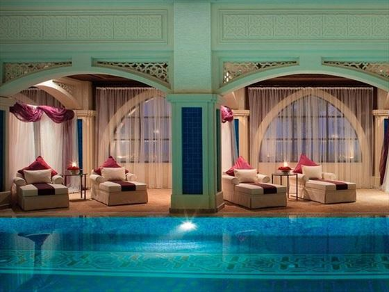 Talise Ottoman Spa at Jumeriah Zabeel Saray