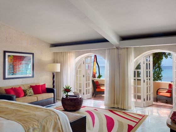 Tamarind by Elegant Hotels Ocean View Junior Suite