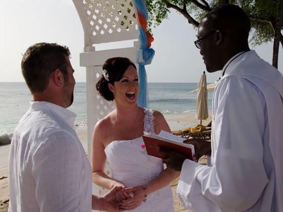 Wedding celebrations at Tamarind
