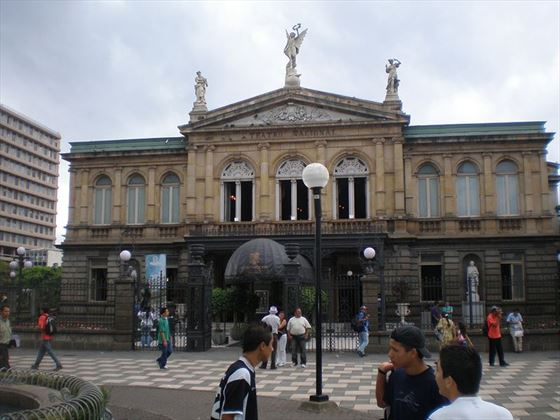 Teatro Nacional at San Jose