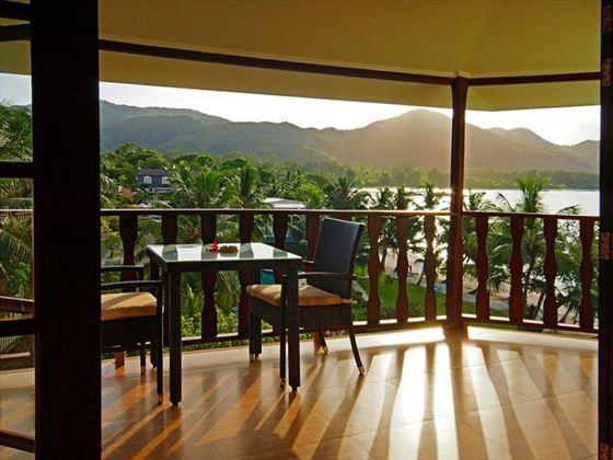 Senior Suite terrace