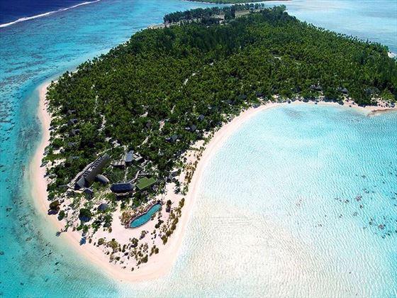 Tetiaroa Island, Tahiti