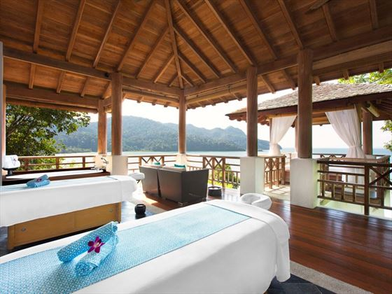 Spa Treatment Villa at The Andaman, Langkawi