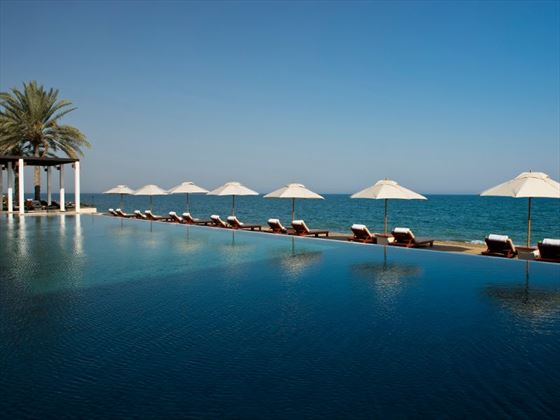 The Chedi - Oman: The Chedi Pool