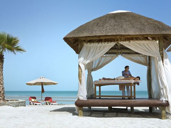 The Cova Rotana, Bodylines Beach Massage