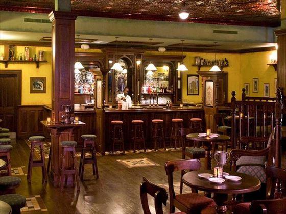 The Cricketers bar at Sandals Grande Antigua Resort & Spa
