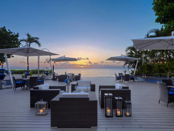 The Deck at The House by Elegant Hotels