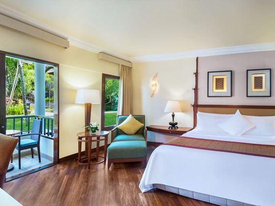 Deluxe Garden View Room at The Laguna Resort & Spa