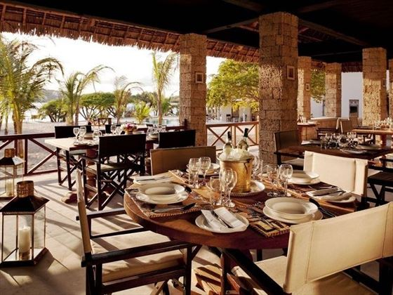 The Majlis restaurant