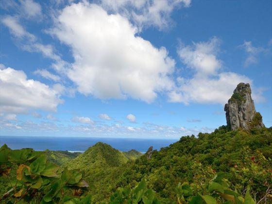 The Needle, Rarotonga