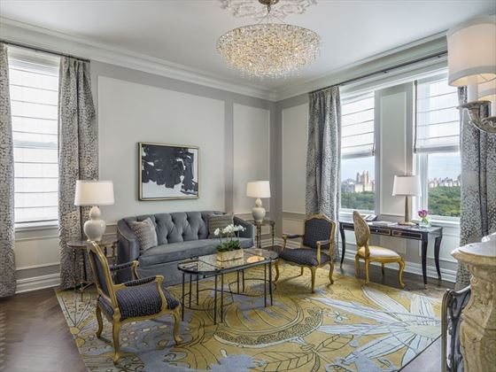 The Plaza, The Carnegie Suite