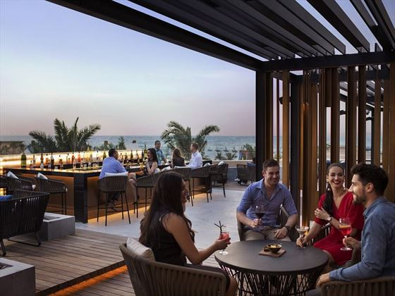 The Roof Terrace, Saadiyat Rotana