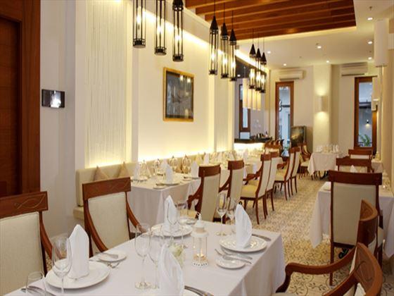 The Similan restaurant at Kantary Beach