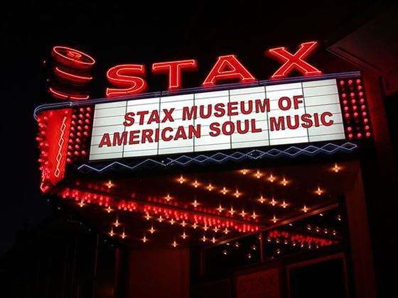 The Stax Museum of American Soul Music, Memphis