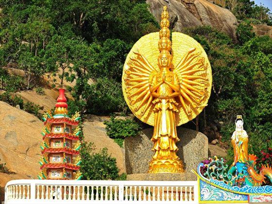 Thousand Hands of God at Kao Takiab, Hua Hin