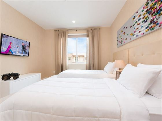 Magic Village Resort Duplex Three Bedroom Villa guestroom