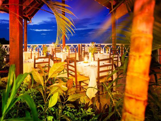 Ti Manje restaurant at Ti Kaye Resort & Spa