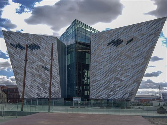 Belfast - The Titanic Experience
