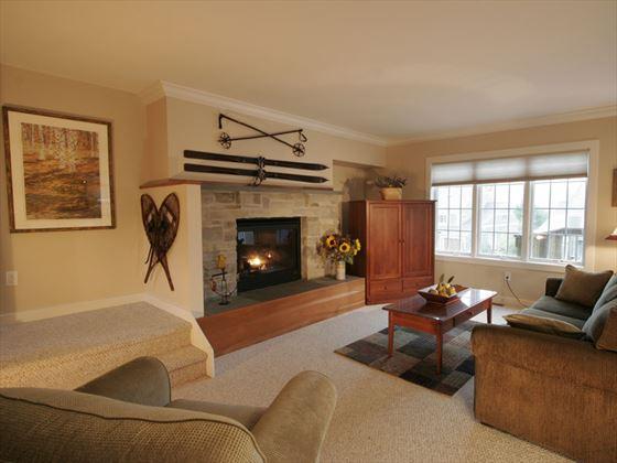 Topnotch Resort Living Room