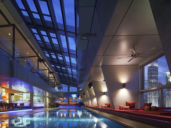 Traders Hotel Skybar, Kuala Lumpur