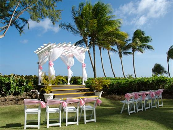 Your Barbados wedding