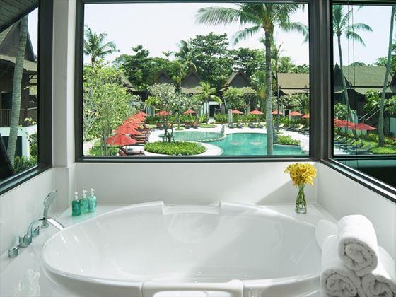 Two Bedroom Family Suite Thai Village Bathroom