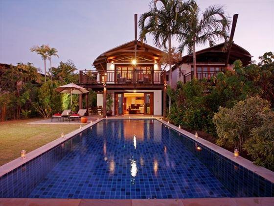 Two Bedroom Grand Villa