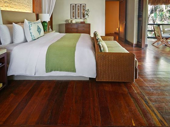 Two-level Guestroom at Viceroy Riviera Maya