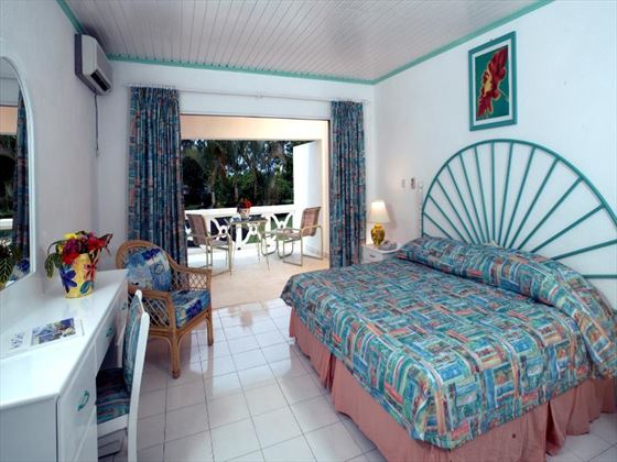 Typical bedroom at Discovery Bay by rex resorts