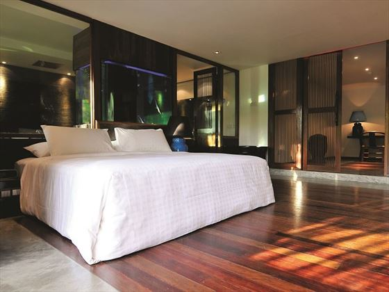 Bedroom at Villa Samadhi