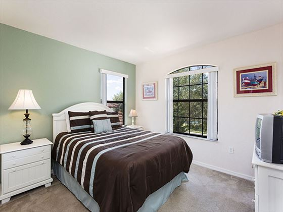 Typical High Grove Bedroom