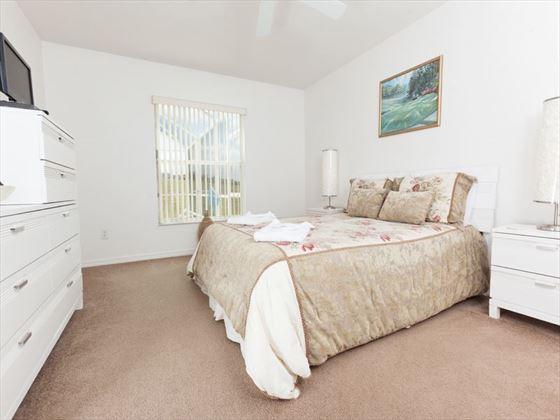 Typical Highlands Reserve Bedroom
