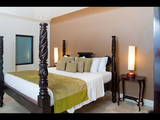Typical Suite at Island Inn Boutique Hotel