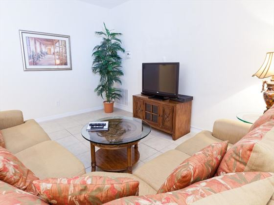 Typical Watersong Living Room