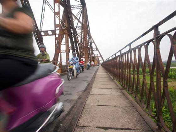 Vietnam - optional motorcyle tour