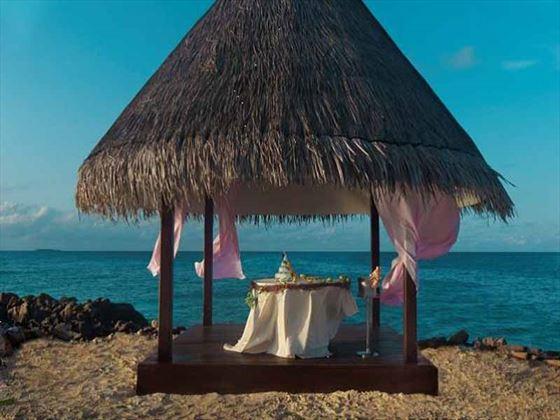 Beautiful setting at Vivanta By Taj Coral Reef