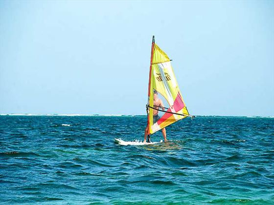 Voyager Beach Resort watersports