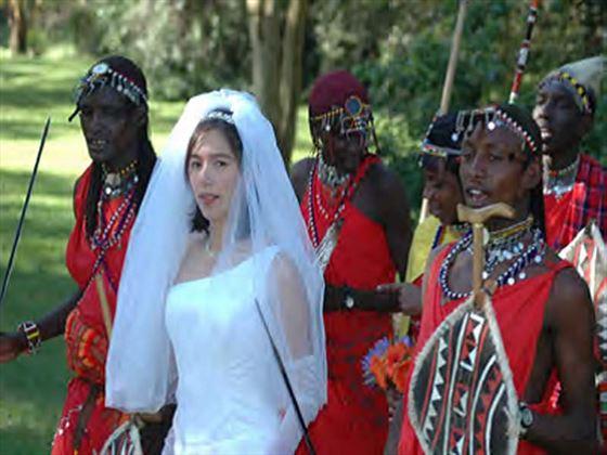 Escorted Bride at Voyager Beach Resort