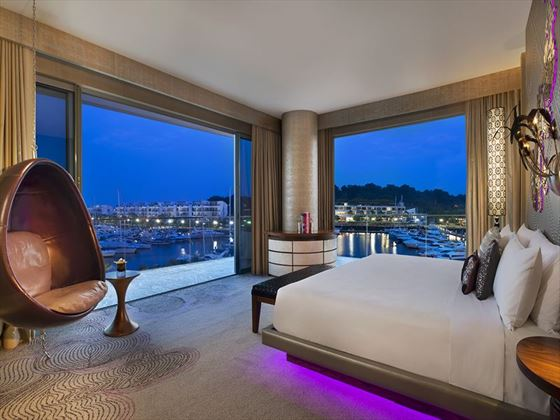 W Singapore – Sentosa Cove, Marvelous Suite