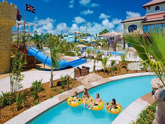 Waterpark at Beaches Turks and Caicos
