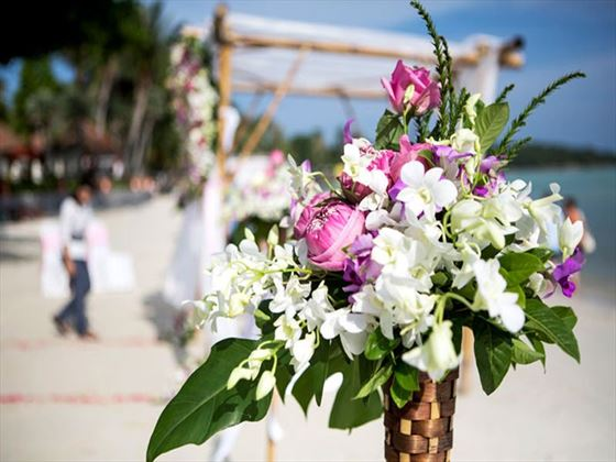 Beautiful Outrigger weddings