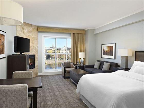 Deluxe Room, Westin Trillium House, Blue Mountain Resort