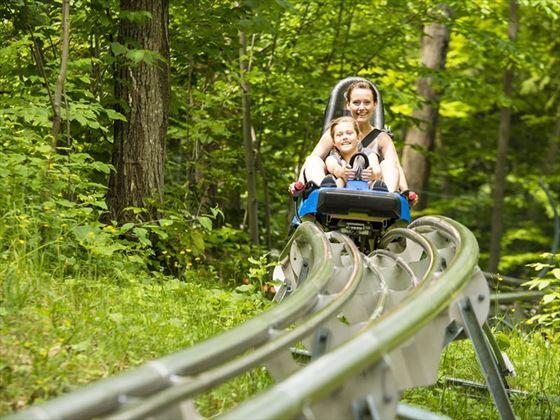 Ridge Runner Mountain Coaster, Blue Mountain Resort