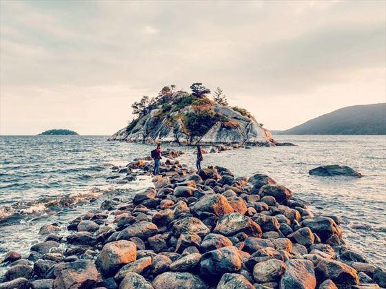 Whytecliff Park Beach, British Columbia