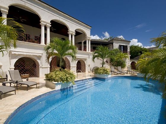Wildcane Ridge in Barbados is a stunning villa on the Royal Westmoreland Estate