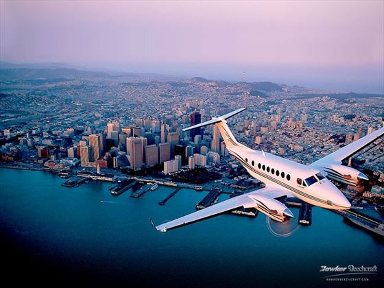 Beechcraft Private Jet