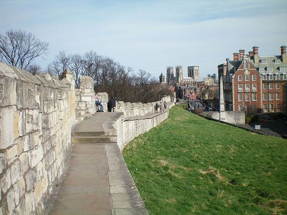 The Walled City of York